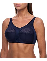 Wireless Bra, Full Cup Coverage, Unpadded, Bras for Women, Minimizer, Lace