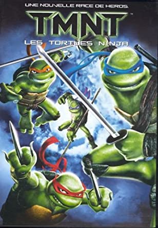 Amazon.com: TMNT, les tortues ninja: Movies & TV
