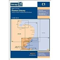 Imray Chart C1: Thame Estuary (C Charts, Band 1)