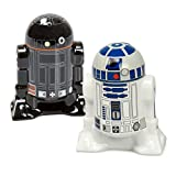 Star Wars Salt and Pepper Shakers - R2-D2 and R2Q5 - Add a little Star Wars to every Meal by Star Wars