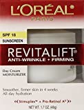 L'Oreal Paris Advanced RevitaLift Complete Day Cream, 1.7 Ounce (3 Pack)