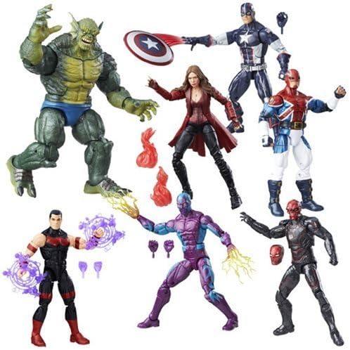 """NEW CAPTAIN BRITAIN Marvel Legends 6/"""" Capt America Civil War BAF Abomination"""