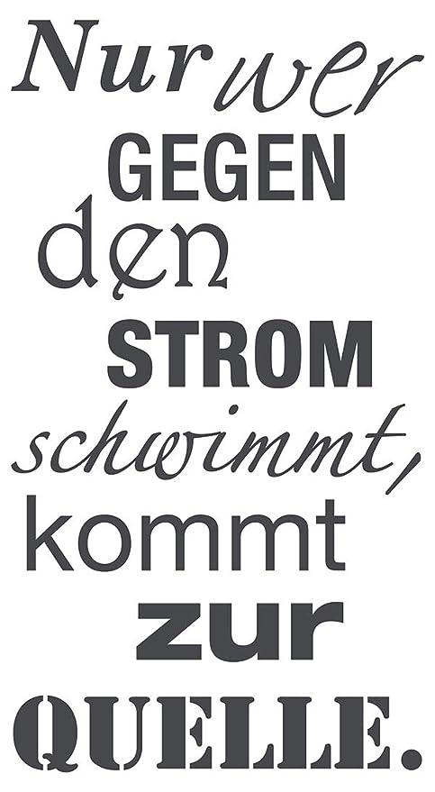 I Love Wandtattoo Apos 10967 Wall Tattoo With German Text Nur Wer