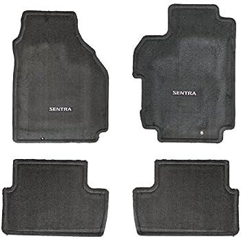 Amazon Com Nissan Sentra Nissan Carpeted Floor Mats