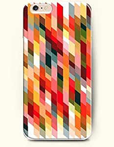 Colorful Cute Geometry - Geometric Pattern - Phone Cover for Apple iPhone 6 Plus ( 5.5 inches ) - SevenArc Authentic...
