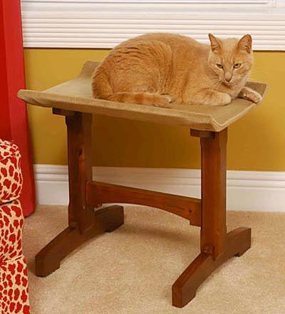 Single Seat Cat Furniture Ebony, My Pet Supplies
