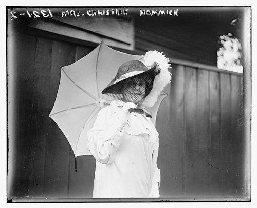 1900 Photo Mrs. Christian Hemmick by Historic Photos