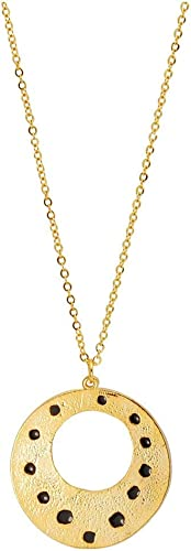 Erica Anenberg 18K Gold Bow Necklace for Women