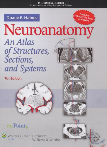 Neuroanatomy: An Atlas of Structures, Sections, and Systems by Lippincott Williams and Wilkins