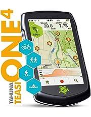 TAHUNA TEASI ONE4 - Navegador para Exteriores con Bluetooth, brújula y Mapa Europeo