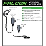 FALCON Quick Release Headset for Vertex Standard VX 2-Way Radios (See List)