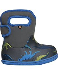 Baby Bogs Waterproof Insulated Toddler/Kids Rain Boots...