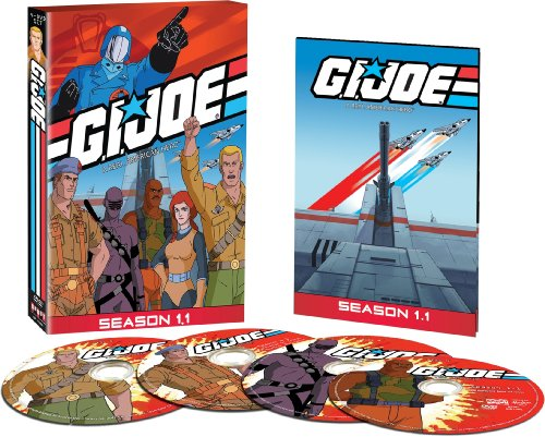 G.I. Joe A Real American Hero: Season 1.1 -