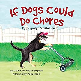 If Dogs Could Do Chores - front