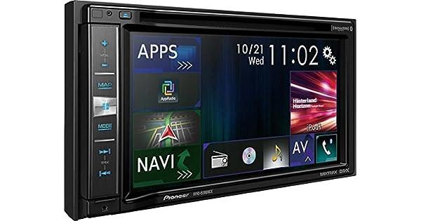 Amazon.com: Pioneer avic-5200nex DVD y CD Navegación ...