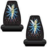 Plasticolor Tinkerbell Tink Pixie Power Seat Cover - One ...