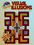 img - for 3-D Coloring Book--Visual Illusions (Dover 3-D Coloring Book) book / textbook / text book