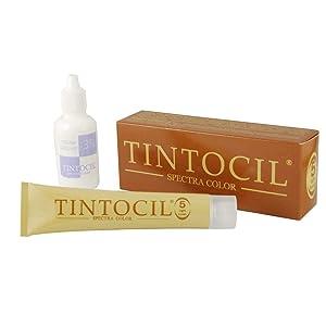 Tintocil Light Brown Cream Brow Tint Dye