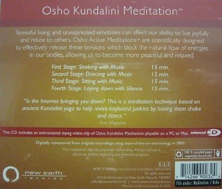 Learn These Osho Kundalini Meditation Benefits {Swypeout}