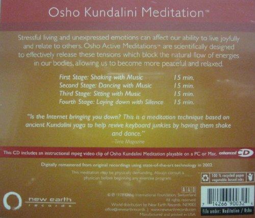 Kundalini meditation osho youtube. 💄 osho kundalini meditation.