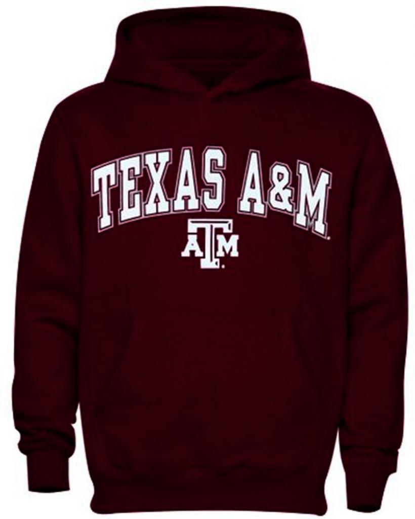 Texas A & M Camiseta Sudadera con Capucha Sudadera Jersey de fútbol ...