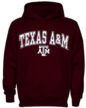 Texas A & M Camiseta Sudadera con Capucha Sudadera Jersey de fútbol Sombrero Aggies Universidad Ropa