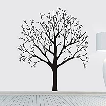 ChezMax DIY Wall Sticker Decal Mural Removable Self Adhesive Paper Art Deco  Big Tree 22.4 Part 84