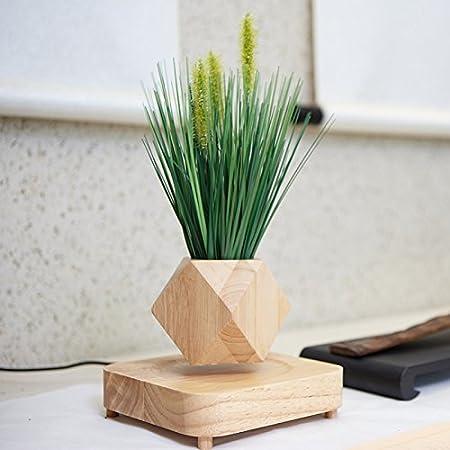 磁気浮上エア盆栽サスペンションフラワーポット