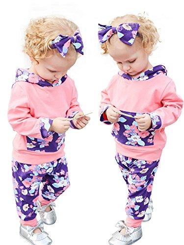 Pink Baby Sweatshirt - 7