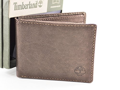 Timberland Mens Passcase Brown OS