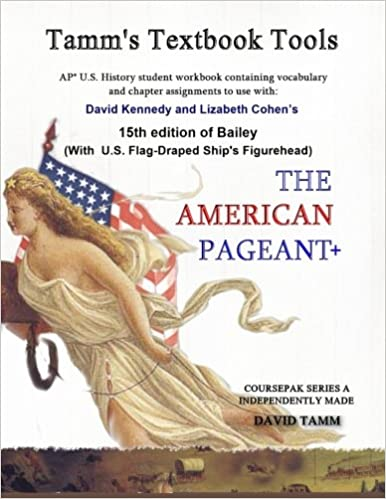 The American Pageant 15th Edition AP U S History