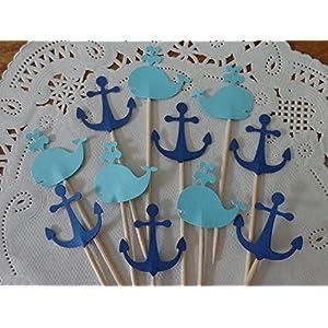 51QzQOrFbXL._SS300_ Top Rated Sets of Seashell Toothpicks