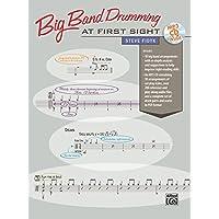 Big Band Drumming at First Sight: Book & CD