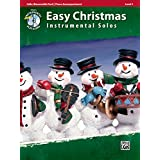 Easy Christmas Instrumental Solos for Strings, Level 1: Cello, Book & CD (Easy Instrumental Solos)