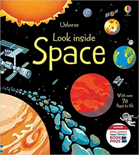 Look Inside Space por Rob Lloyd Jones