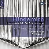 Music - Hindemith: Kammermusik 1-7 / Der Schwanendreher