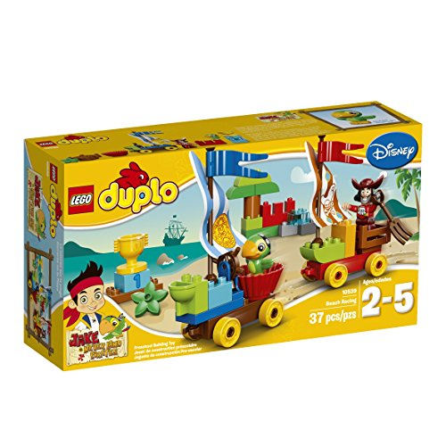 LEGO DUPLO Jake Beach Racing 10539 Building -