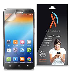 XShields (2-Pack) Screen Protectors for Lenovo S860 (Ultra Clear)