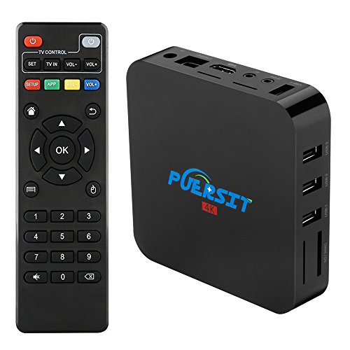 Puersit Android Amlogic S905 1080P product image
