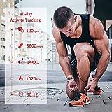 Lintelek Fitness Tracker - Activity Tracker with