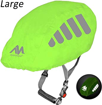 Bicycle Helmet Rain Cover Windproof Dustproof Bike Rain Cover MTB Road Universal