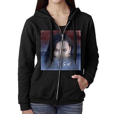 Katy Perry Rise Zip-front Hoodie Sweatshirt Graphic Lady Teeshirt