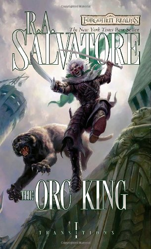The Orc King: Transitions, Book I (Red Orc)