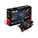 Asus R7250X-1GD5 AMD Radeon R7 250X 1GB GDDR5 DVI/HDMI/DisplayPort PCI-Express Video Card - ASUS R7250X-1GD5