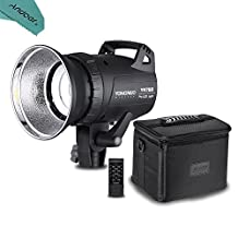 YONGNUO YN760 Protable LED Studio Video Light Photography Outdoor Lamp 5500K 8000LM CRI?95 Support Wireless Remote Controller and Mobile APP Remote Control for Camera Camcorder