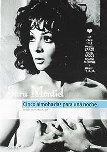 Sara Montiel: Cinco almohadas para una noche [DVD]