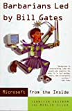 img - for Barbarians Led by Bill Gates: Microsoft From The Inside: How The World's Richest Corporation Wields Its Power by Jennifer Edstrom (1999-06-30) book / textbook / text book