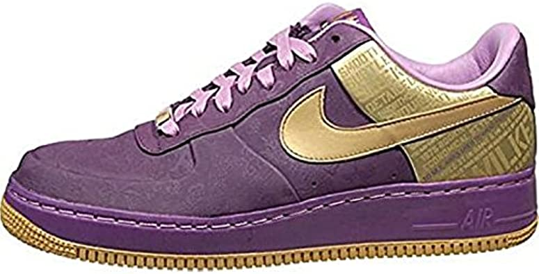 Nike Air Force 1 Supreme ' 07 (Wilkes) 315088 571 (10 US9