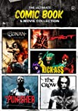 The Ultimate Comic Book 5-Movie Collection (The Crow / The Punisher / The Spirit / Kick-Ass / Conan the Barbarian)