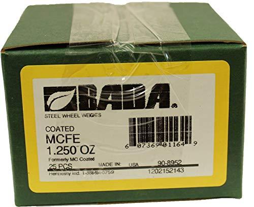 Bada Wheel Weights MCFE125 MCFE COATED